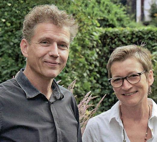 Christine Timm und Ulrich Tiegelkamp